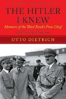 The Hitler I Knew