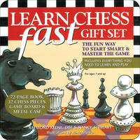 Learn Chess Fast: The Fun Way to Start Smart & Master the Game