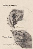 A Blaze In A Desert: Selected Poems (Paperback)