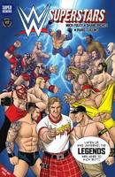 WWE Superstars #3: Legends (Paperback)