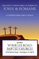 John and Romans from Winkler Road (Paperback)