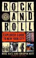 Rock and Roll Explorer Guide to New York City (Paperback)