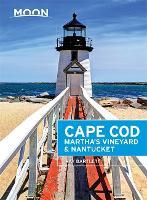 Moon Cape Cod, Martha's Vineyard & Nantucket (Fourth Edition) (Paperback)