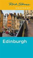 Rick Steves Snapshot Edinburgh (Second Edition) (Paperback)
