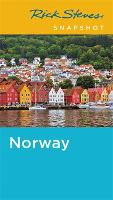 Rick Steves Snapshot Norway (Fourth Edition) (Paperback)