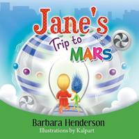 Jane's Trip to Mars (Paperback)