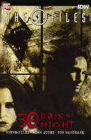 The X-Files/30 Days Of Night (Hardback)