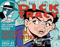 Complete Chester Gould's Dick Tracy Volume 17 (Hardback)