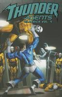 T.H.U.N.D.E.R. Agents Classics Volume 4 (Paperback)