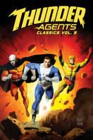 T.H.U.N.D.E.R. Agents Classics Volume 5 (Paperback)