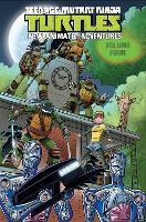 Teenage Mutant Ninja Turtles New Animated Adventures Volume4 (Paperback)