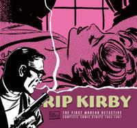 Rip Kirby, Vol. 8 1964-1967 (Hardback)