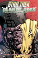 Star Trek/Planet Of The Apes The Primate Directive (Paperback)