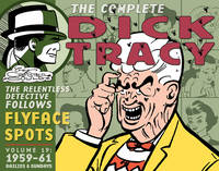 Complete Chester Gould's Dick Tracy Volume 19 - Dick Tracy 19 (Hardback)