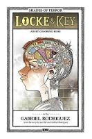 Locke & Key Shades of Terror Coloring Book (Paperback)