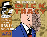 Complete Chester Gould's Dick Tracy Volume 20 - Dick Tracy 20 (Hardback)