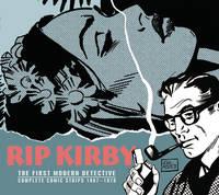 Rip Kirby, Vol. 9 1967-1970 (Hardback)