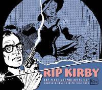 Rip Kirby, Vol. 10 (Hardback)
