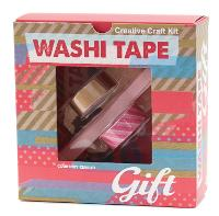 Washi Tape Gift: Creative Craft Kit (Hardback)