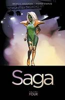 Saga Volume 4 (Paperback)