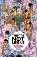 They're Not Like Us Volume 1: Black Holes for the Young (Paperback)