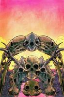 Manifest Destiny Volume 3: Chiroptera & Carniformaves (Paperback)