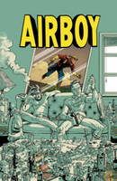 Airboy Deluxe Edition (Hardback)