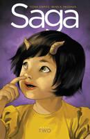Saga Book Two (Hardback)
