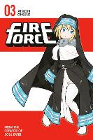Fire Force 3 (Paperback)