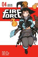 Fire Force 4 (Paperback)