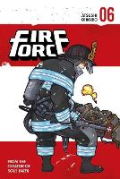 Fire Force 6 (Paperback)