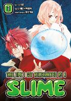 That Time I Got Reincarnated As A Slime 3 (Paperback)