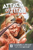 Attack On Titan: Before The Fall 13 (Paperback)