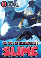 That Time I Got Reincarnated As A Slime 8 (Paperback)