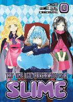 That Time I Got Reincarnated As A Slime 10 (Paperback)