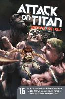 Attack On Titan: Before The Fall 16 (Paperback)