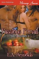 Passions Prevail [Alien Passions 1] (Siren Publishing Menage Amour) (Paperback)