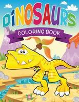 Dinosaurs Coloring Book (Paperback)
