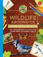 Ranger Rick's Wildlife Around Us Field Guide & Drawing Book: Volume 1: Learn how to identify and draw birds, insects, and other wildlife from the great outdoors! - Ranger Rick's Field Guides (Paperback)