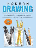 Modern Drawing: A contemporary exploration of drawing and illustration - Modern Series (Paperback)