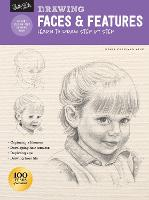 Drawing: Faces & Features: Learn to draw step by step - How to Draw & Paint (Paperback)