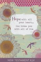 Gift New Testament-KJV-Hope (Paperback)