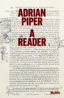 Adrian Piper: A Reader (Paperback)
