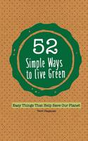 52 Simple Ways To Live Green