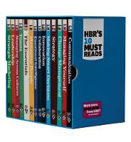 HBR's 10 Must Reads Ultimate Boxed Set (14 Books) - HBR's 10 Must Reads