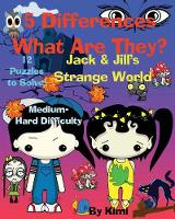 5 Differences - What Are They? Jack & Jill's Strange World