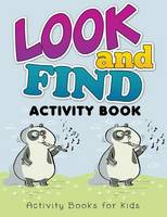 Look and Find Activity Book Activity Books for Kids (Paperback)