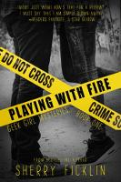 Playing with Fire: A #Hacker Novel (Paperback)