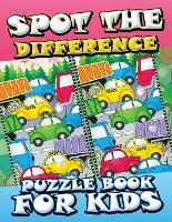 Spot the Difference Puzzle Book for Kids (Paperback)