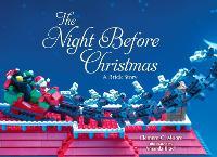 The Night Before Christmas: A Brick Story (Hardback)